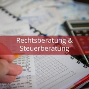 Rechtsberatung & Steuerberatung